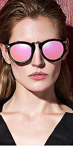 Amazon.com: ATTCL Women Polarized UV400 Sunglasses Fashion