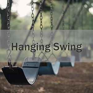 PROND Swing Swivel 35kN Safest Rotational Device Climbing Rope Swivels for Children/'s Web Tree Swing Setting Carabiner Swivel Swing Spinner Hanging Hammock Aerial Dance