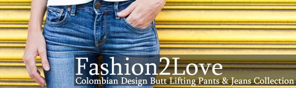 Fashion2Love Women Butt Lifting Skinny Denim Jeans And Pants Plus Size and Junior Size