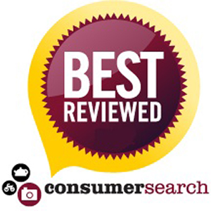 ConsumerSearch, Best Reviewed, Top Rated,