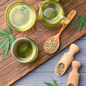 Hemp Oil Treats for Dogs
