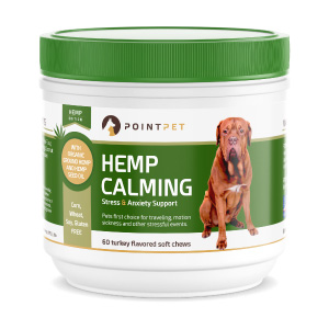 hemp calming support stress anxiety