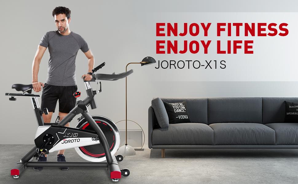 joroto spin bike
