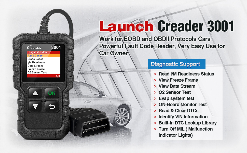 Wireless OBD2 Code Reader for Fiat Seicento Scanner Engine Light Clear