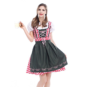 Amazon.com: Colorful House - Disfraz de Oktoberfest para ...
