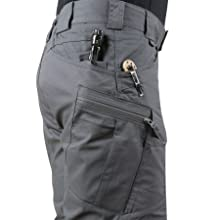 Low-Profile Pockets