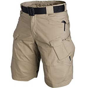 Helikon-Tex UTK Urban Tactical Shorts in Khaki color