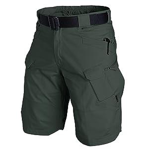 Helikon-Tex Urban Tactical Shorts in Jungle Green