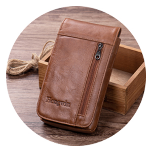leather cellphone case holster