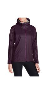 Amazon.com: Eddie Bauer Womens Rainfoil Packable Jacket ...