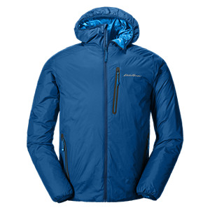 3894bd4abb1 Eddie Bauer Men's EverTherm Down Hooded Jacket at Amazon Men's ...