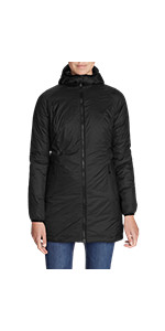 Eddie Bauer Women's EverTherm Down Parka