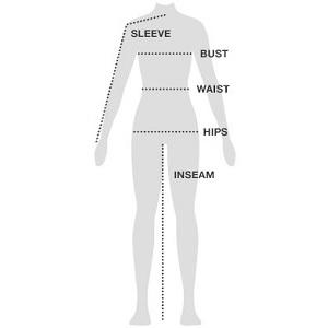 Eddie Bauer Women's Size Guide