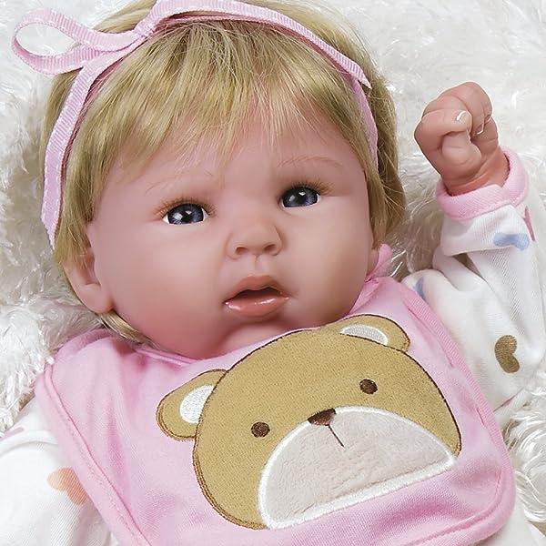 Amazon Com Paradise Galleries Reborn Baby Doll Like 19