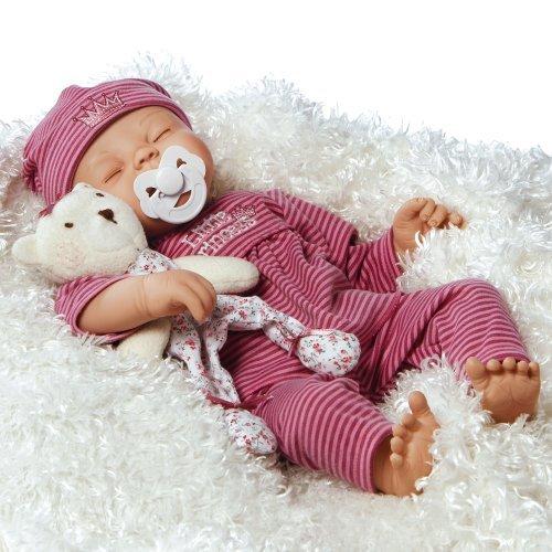 Amazon Com Paradise Galleries Reborn Baby Doll Like