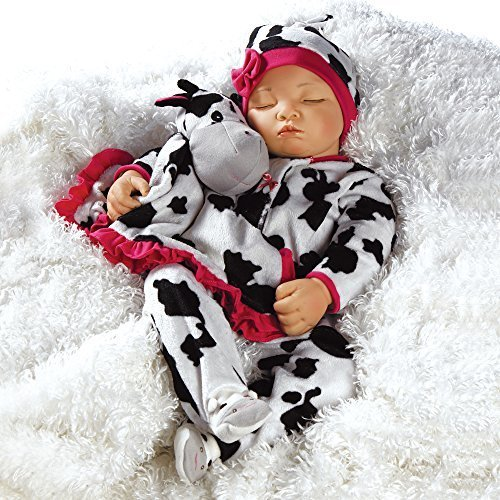 Amazon.com: Reborn Like Real Life Baby Doll by Paradise ...