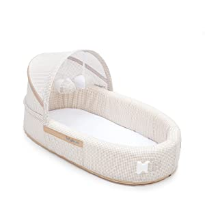 8864fb747 Amazon.com   LulyBoo Portable Infant Bed   Infant And Toddler Travel ...