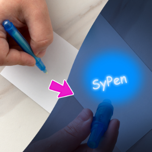 invisible ink pens
