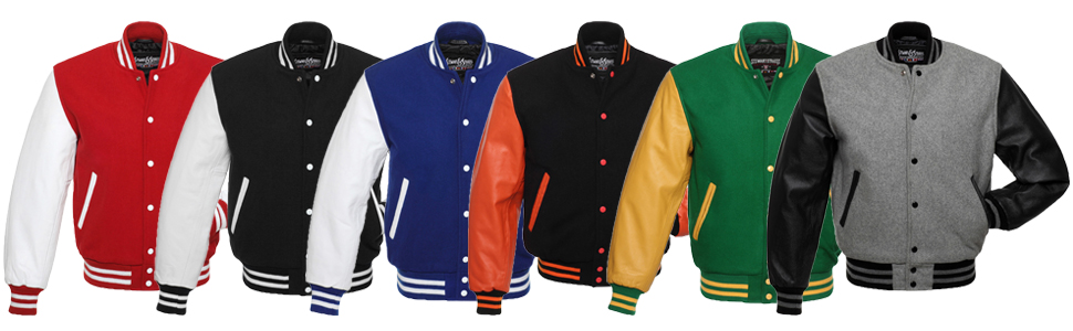 the original american varsity jacket for over 40 years