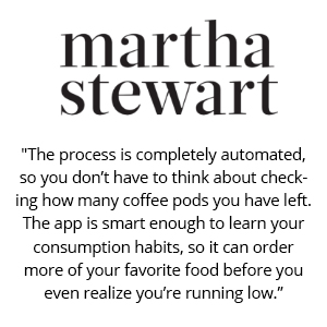 martha stewart review weplenish Nespresso Capsule Keurig Cup K-Cup Coffee Pod Holder
