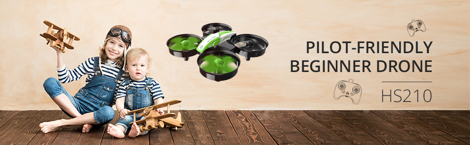 Mini RC Drone for Kids and Beginners