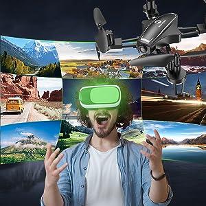 3D VR Headset Compatible