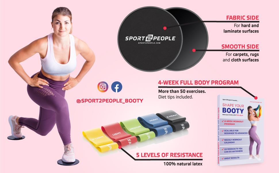 Sports & Entertainment Useful Fitness Resistance Bands 40lb Crossfit Yoga Rubber Bands To Tone Legs And Lift Butts Workout Fitness Equipment
