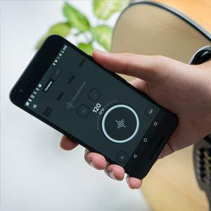 Soundbrenner, musicians, app, Pulse