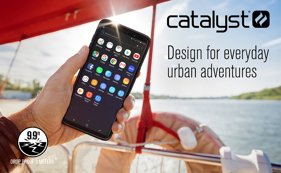 Catalyst Impact protection for Galaxy S9+