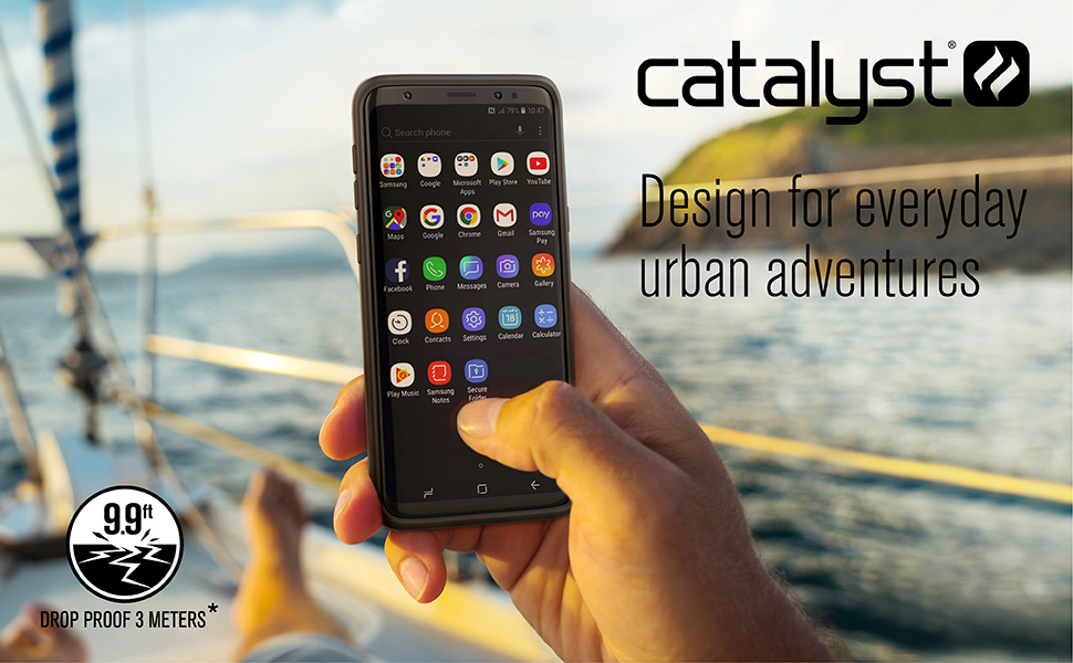 Catalyst Impact protection for Galaxy S9
