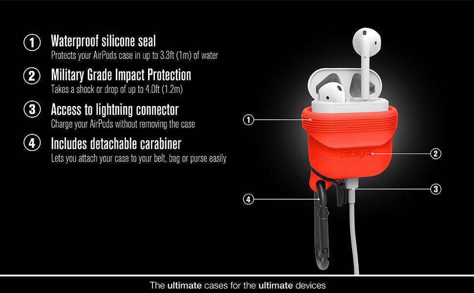 Catalyst Airpods Case