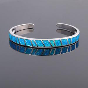 white gold cuff bracelet for women