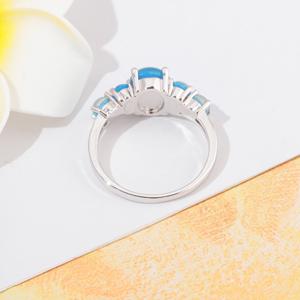 Women's Opal Ring