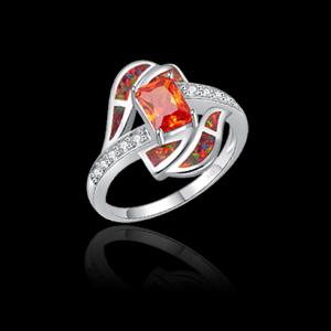 Opal Gemstone Ring For Women