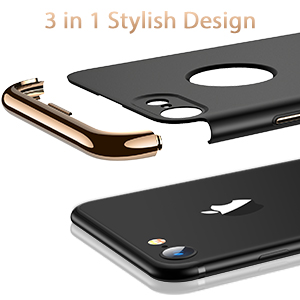 3 in 1 stylish design