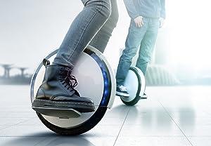 Amazon com: Segway One S1   One Wheel Self Balancing