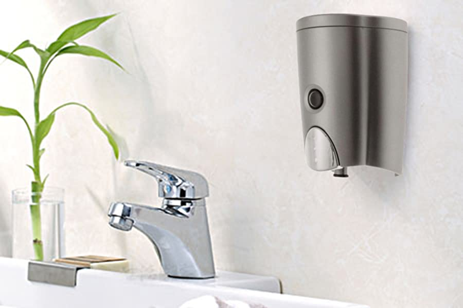 lotion liquid bathroom products soap dispensers shower bottles wall mounted dispenser shampoo image body