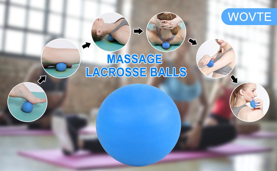 MASSAGE LACROSSE BALLS