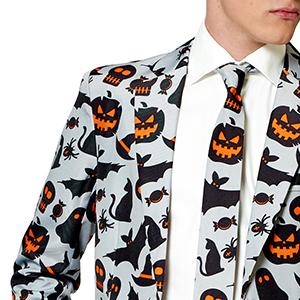 funnny jacket pants tie halloween dress tuxedo