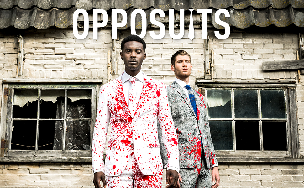 OppoSuits suits for men and Halloween