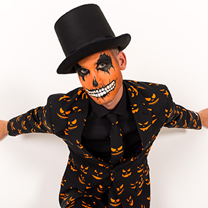 Scary Pumpkin Horror Costume