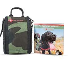 Pet First Aid Kit & Pet Emergency Handbook