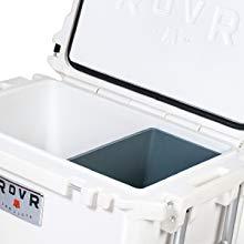 RovR RollR 60 Quart Wheeled Camping Cooler