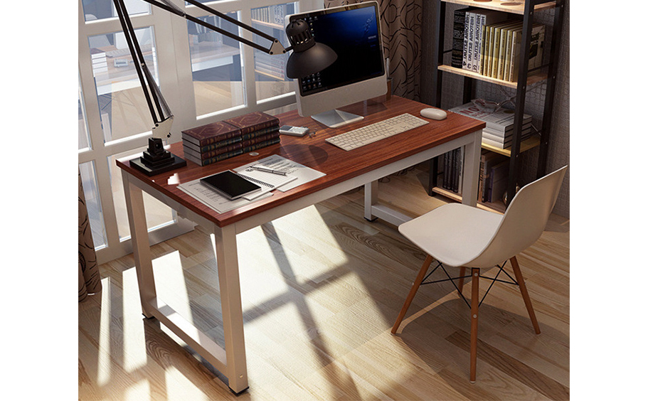 amazon com gootrades home office computer table 47 sturdy