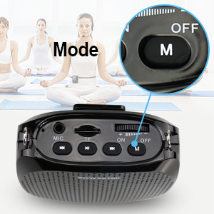 portable rechargeable mini voice amplifier  ZOWEETEK Voice Amplifier with UHF Wireless Microphone Headset, 10W 1800mAh Portable Rechargeable PA system Speaker for Multiple Locations such as Classroom, Meetings, Promotions and Outdoors b27561ec ae40 48ce 8bb0 7551489d835f