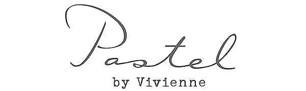 PASTEL BY VIVIENNE