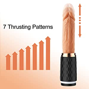 thrusting dildo