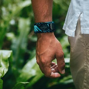 mosquito insect repellent bracelet wristband essential oils natural organic tropic citronella