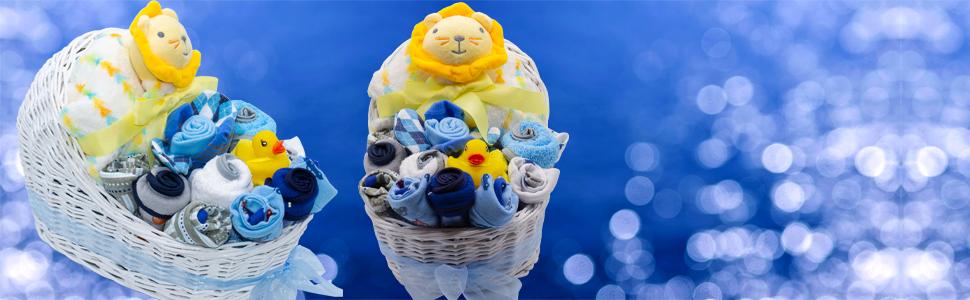 nikkis gift baskets baby boy