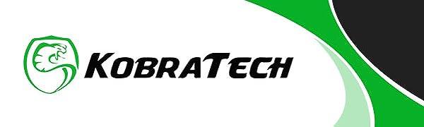kobratech logo iphone tripod mount